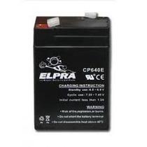 Bateria 6v 4ah 640e 6x4 Para Atomlux Alarmas.de Gel Selladas