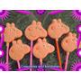 Chupetines De Pepa Pig Y Minions X 30 Und
