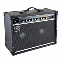 Roland Jc40 Jazz Chorus Amplificador Guitarra Audiomasmusica