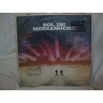 Longplay Disco Vinilo Banda Original Pelicula Sol Medianoche