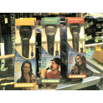 Microfonos Samson Modelo Performer. R31s