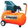 Compresor De Aire 2.5 Hp 50 Litros Lusqtoff