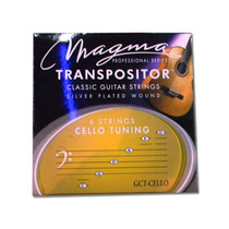 Encordado Guitarra Clasica Magma Transpositor Gct-cello