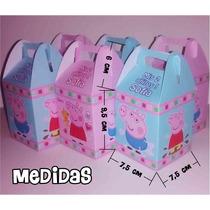 Cajas Personalizadas Souvenir Golosineras X10 Unidades