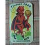 Antig Fixture 1944 Independiente Futbol Cigarrillos Imparcia