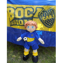 Muñeco De Boca.
