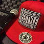 Gorras Freestyle Rap Dogg Life [hip Hop Argentino] Snapback