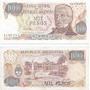 Billete De 1000 Pesos Argentinos Ley 18.188 Como Nuevos!