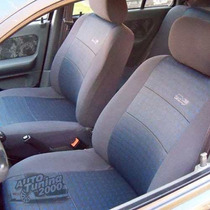 Fundas Cubre Asientos Ford Fiat Renault Chevrolet Vw Peugeot
