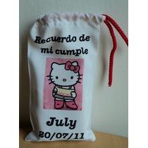 Bolsita De Cumpleaños Personalizada Souvenir