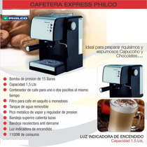 Cafetera philco