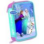 Cartuchera 2 Pisos Frozen Ana Elsa Pvc Original - Mundo Team