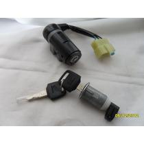 Kit Llave Contacto Honda Biz 100 - 105 Original