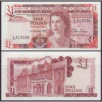 Gibraltar - Billete De 1 Libra - Año 1988 - Sin Circular