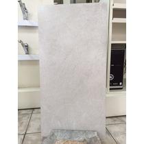 Porcelanato 45x90 Rectificado Stone White Simil Ilva Chalk