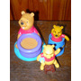 Lote De Muñecos Winnie The Pooh