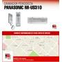 Grabador Periodista Panasonic Rr-us310 - La Plata