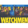 Blu-ray Watchmen Ultimate Cut + Graphic Novel / 4 Discos