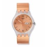 Reloj Swatch Rostfrei Suok707b Mujer Envio Gratis
