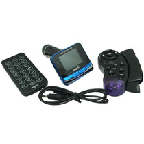 Transmisor Para Auto Ns-fm93cv Nisuta C/remoto Al Volante