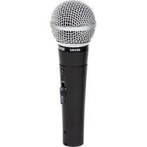 Shure Sm58s Microfono Dinamico Cardioide P/voces C/switch