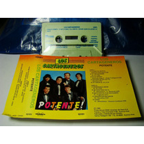 Los Cartageneros Potente 1990 Argentina Cassette