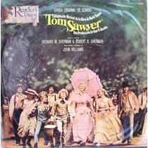 Tom Sawyer - Banda De Sonido - John Williams - Lp Año 1974