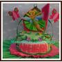 Torta Tinkerbell 2 Kg Decorada Como En Foto!!