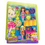 Polly Pocket Fiesta Con Limonada - Original Mattel
