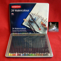 24 Lapices Watercolor- Derwent Zona Obelisco