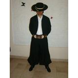Alquiler Traje De Gaucho Hombre Y Ropa Para Danza Folklorica 16d1a353e35