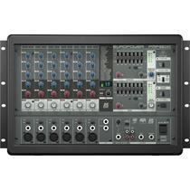 Consola Potenciada 7 Canales 900w Behringer Pmp960 Karaoke
