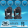 Pr Lighting Set X 2 Xs-250 Pr-2226 - Cabezales Moviles