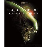 Blu-ray Alien Anthology / Incluye 4 Films / Edicion Usa