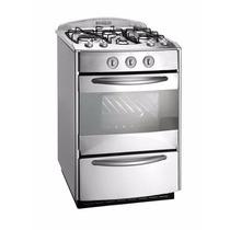Cocina A Gas Domec Cxnn60v De 60 Cms - Multigas
