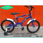 Bicicleta Playera Marca Olimpia R14 O 16 Niños - Nene