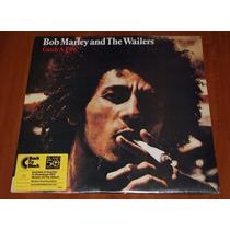 Vinilo Bob Marley Catch A Fire + Mp 3 ( Eshop Big Bang Rock)