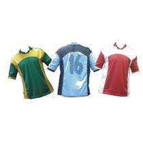 Camisetas De Fútbol.armamos Tu Equipo Completo!+obsequio!!