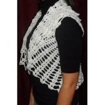 Chalecos Mujer Tejidos Hilo De Verano Crochet