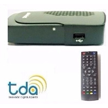 Decodificador Sintonizador Asfox Tda Tdt Hd Tv Digital Nvos
