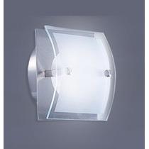 Plafon /aplique Techo 1 Luz Escorpio , Ideal Pasillo , Cromo
