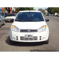 Ford Fiesta Ambiente Mp3 (2do Dueño)