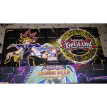 Yu Gi Oh Tablero De Legendary Collection 3 + Cartas Al Azar!