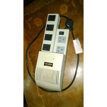 Estabilizador Electrónico Tensión Atomlux R1000@ 6 Enchufes