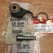 Combo Tensor Automatico Distrib Eje Resorte Honda Xr 600 Ori
