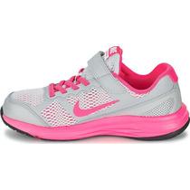Zapatillas Nike Kids Fusion Run 3 (psv) Niñas Abrojo Urbanas