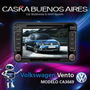 Estereo Dvd Caska Vw Vento Bluetooth Gps Tv Digital Ipod Mp3