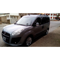 Fiat Dobló 1.4 16v Active High Sec 7 Plazas Gnc 5ta