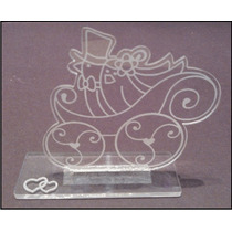Souvenirs Boda Casamiento 50 60 70 Acrilico 15 Años Centros