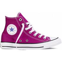 Zapatillas Converse All Star Hi Botas Rosa Pink Saphire